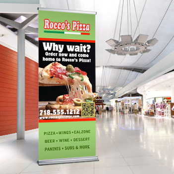 Banner Stands & Displays